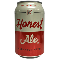 Black Brewing Honest Ale