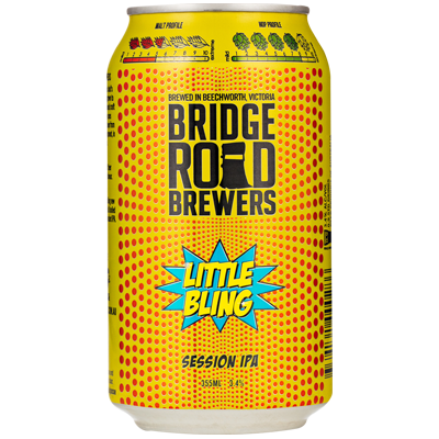 Bridge Road Little Bling Session 355ml Can