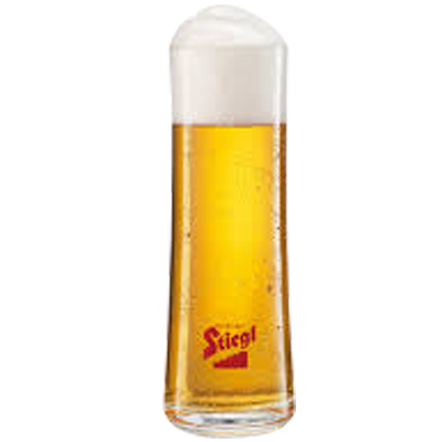 Stiegl 300ml Becher Glass