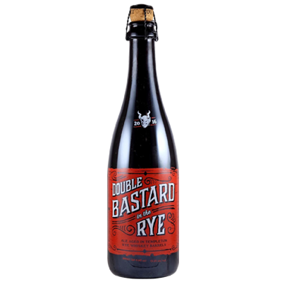 Stone Double Bastard Ale in the Rye