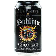 AlesSmith Sublime Mexican Lager