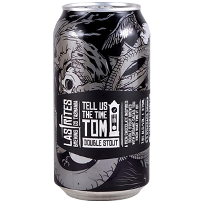 Last Rites Tell Us the Time Tom Imperial Stout