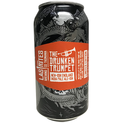 Last Rites The Drunken Trumpet New England IPA