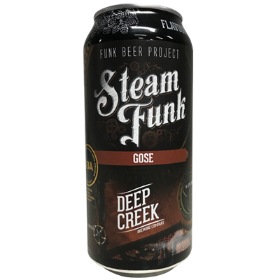 Deep Creek Steam Funk The Classic Gose