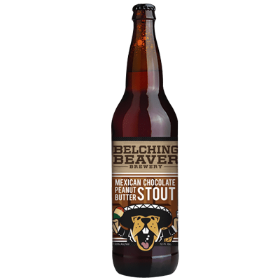 Belching Beaver Mexican Chocolate Peanut Butter Stout