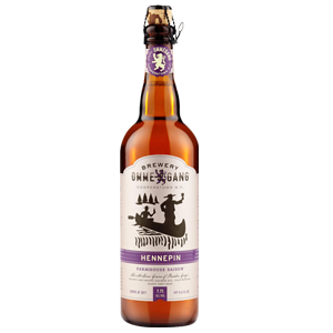 Ommegang Hennepin 750ml