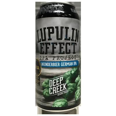 Deep Creek Lupulin Effect Wunderbier German IPA
