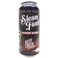 Deep Creek Steam Funk Raspberry Berliner