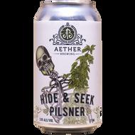 Aether Hide & Seek Pilsner