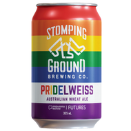 Stomping Ground PRIDEIweiss 2018 Wheat Ale