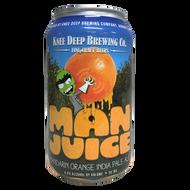 Knee Deep Man Juice Mandarin IPA