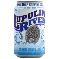 Knee Deep Lupulin River IPA 355ml Can