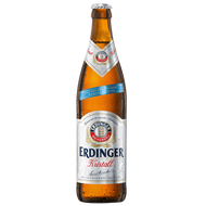 Erdinger Kristall Wheat Beer