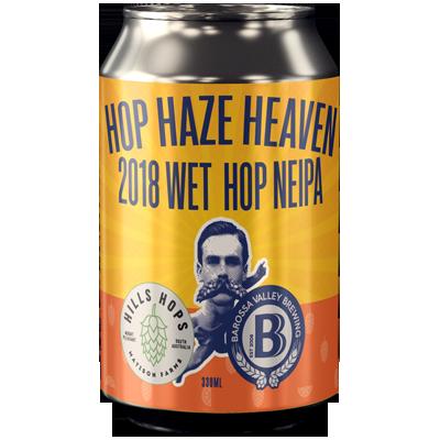 Barossa Valley Hop Haze Heaven 2018 Wet Hop NEIPA