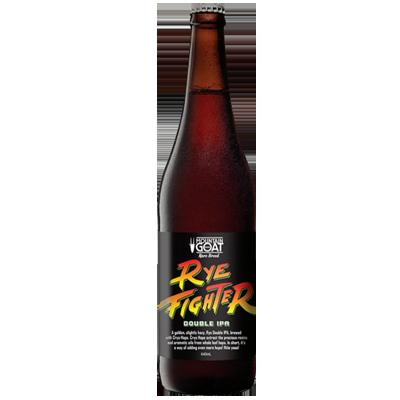 Mountain Goat Rye Fighter Double IPA (2 Bottle Limit)