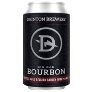 Dainton Big Bad Bourbon Barrel Aged Belgian Barley Wine