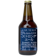 Far Yeast Barrel Aged Strong Ale White Wine