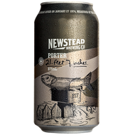 Newstead 21 Feet 7 Inches Porter 375ml Can