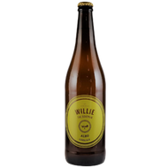 Willie the Boatman Albo Corn Ale