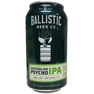 Ballistic Australian Psycho IPA