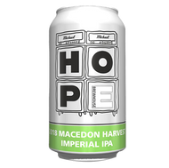 Hope 2018 Macedon Harvest Imperial IPA