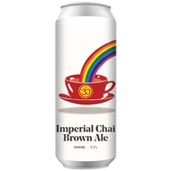 New England Imperial Chai Brown Ale