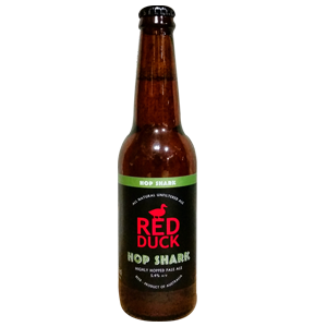 Red Duck Hop Shark