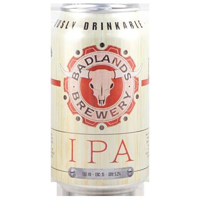 Badlands IPA 355ml Can
