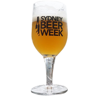 Sydney Beer Week 2017 Glass