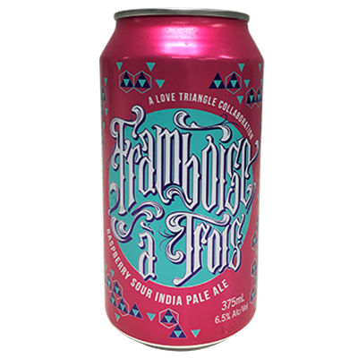 Hawkers Framboise a Trois