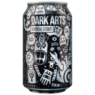 Magic Rock Dark Arts Stout