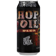 Deep Creek Hop Oil Red IPA