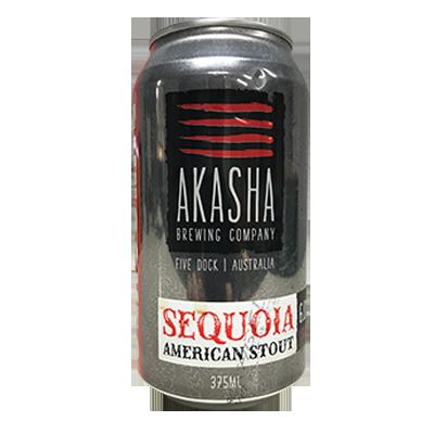 Akasha Sequoia American Stout