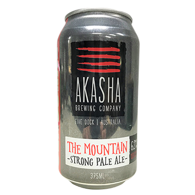 Akasha The Mountain Strong Pale Ale