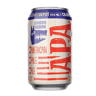 Wolf's American Pale Ale