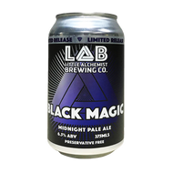 Little Alchemist Black Magic Midnight Pale Ale