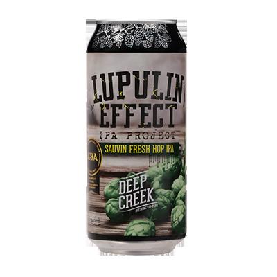 Deep Creek Lupulin Effect Sauvin Fresh Hop IPA