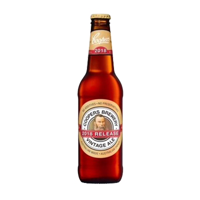 Coopers Extra Strong Vintage Ale 2018