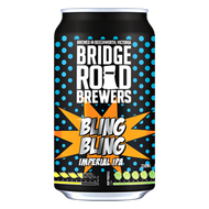 Bridge Road Bling Bling Imperial IPA 355ml Can