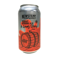 Newstead  A Long Story Wheat Strong Ale