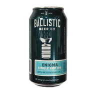Ballistic Single Hop Enigma IPA