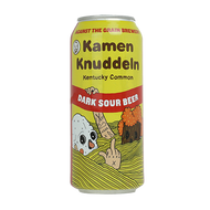 Against The Grain Kamen Knuddeln Dark Sour Beer