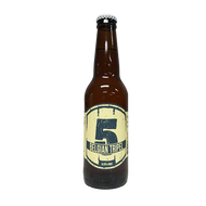 Five Barrel Belgian Tripel