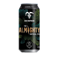 Bad Shepherd The Almighty IIPA (440ml Can)