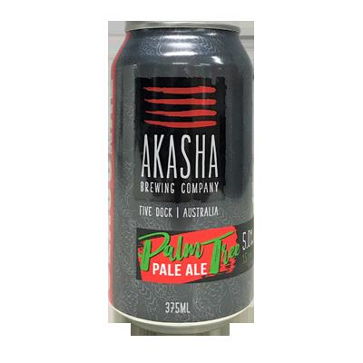 Akasha Palm Tree Pale Ale