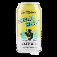Brewmanity Social Beast Pale Ale