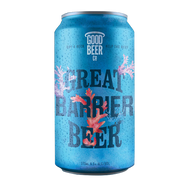 Great Barrier Beer Australian Lager - PRE ORDER