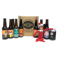 12 Beers of Christmas Beer Box