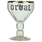 Orval Beer Glass