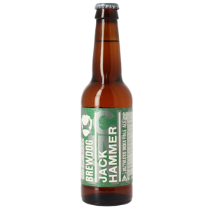 BrewDog Jack Hammer IPA 330ml Bottle
